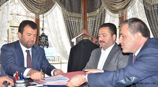 Elbistan Osb'ye Yatırımcı İlgisi Artıyor