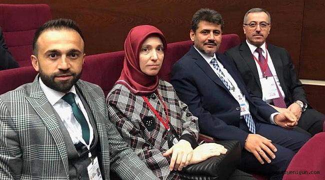 Güngör İl Başkanları Toplantısı'nda
