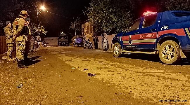 Kahramanmaraş'ta İki Aile Arasında Silahlı, Kavga: 12 Yaralı