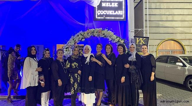 Kahramanmaraşlı Bayanlar Yardım Gecesinde Buluştu