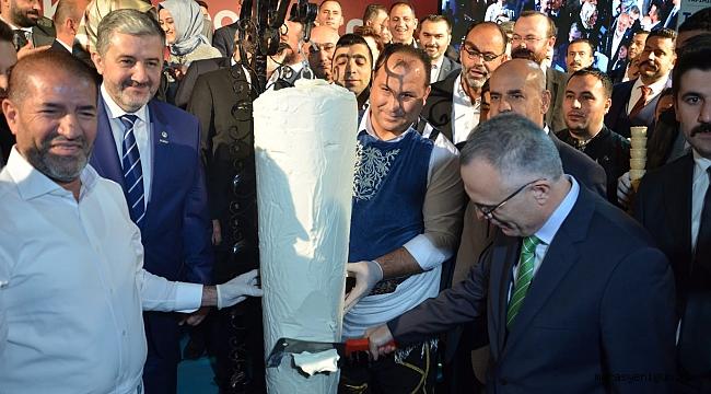 """MÜSİAD'IN MİLLİ ÜRETİM ÜSSÜ """"ORTA ÖLÇEKLİ SANAYİ"""" İÇİN KAHRAMANMARAŞ HAZIR"""