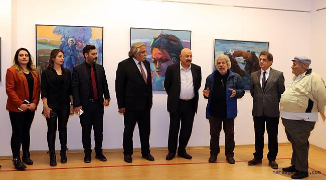 """Ressam Turhan Ekici: """"Sanat Anadolu İnsanının Genlerinde Var"""""""