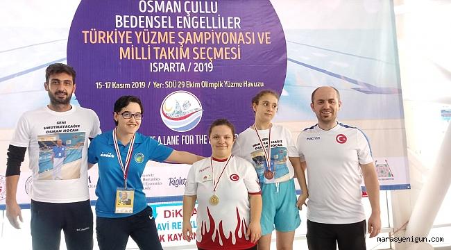Sporcular Osman Çullu'yu Başarıları İle Yad Ettiler