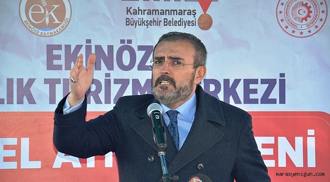 """Ünal: """"Türkiye, İçerideki Terör Sorununu Çözdü"""""""