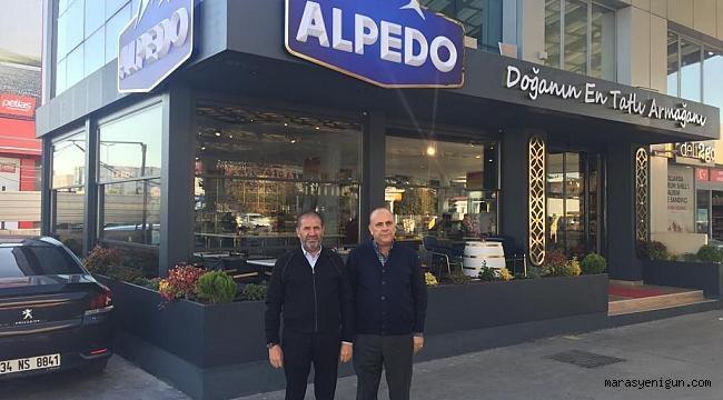 Alpedo İkinci Şubesi İstanbul avcılarda Açıldı