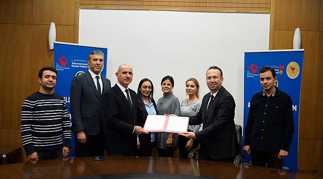 Büyükşehir'den Elbistan'a da Manevi Evlat Projesi