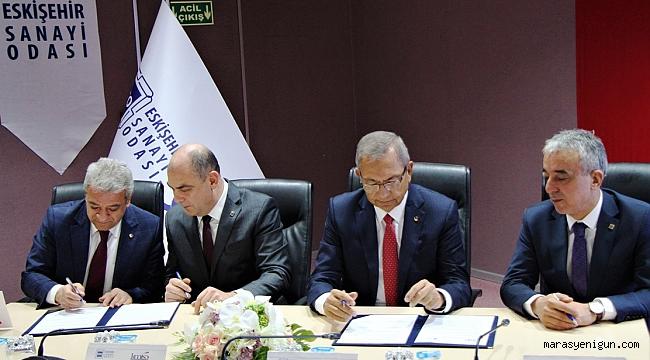 Eso Ve Kmtso Arasında İş Birliği Protokolü İmzaladı