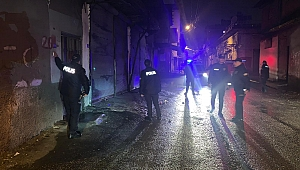 Kahramanmaraş'ta Arama Kaydı Olan 38 Kişiden 16'sı Tutuklandı