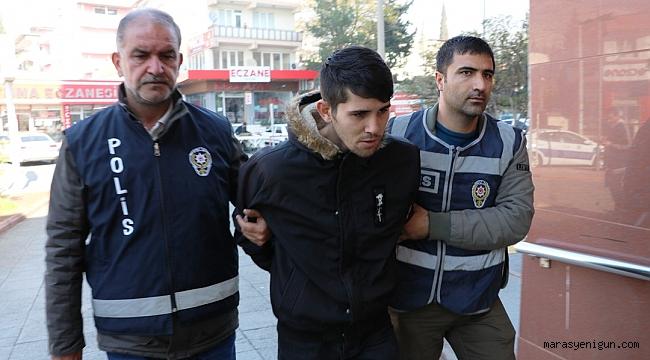 Kahramanmaraş'ta Hırsızlık Operasyonu: 11 Tutuklama
