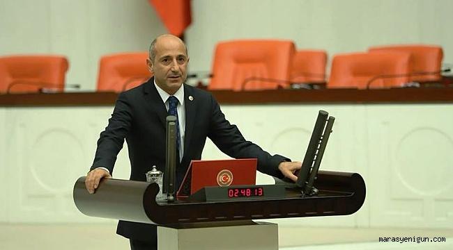 """Ali Öztunç: """" Kahramanmaraş Havaalanı Tehlikeye Davet Çıkarıyor!"""""""