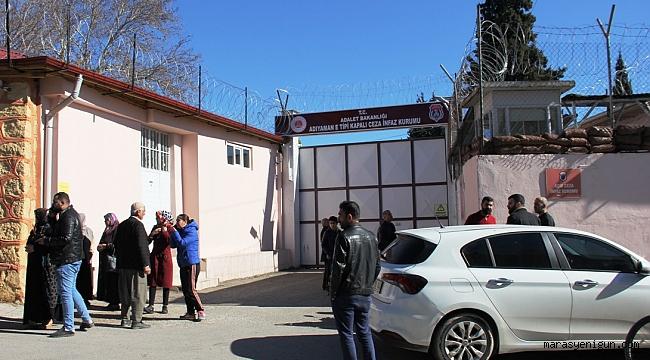 Depremde Hasar Gören Cezaevi Tamamen Boşaltıldı