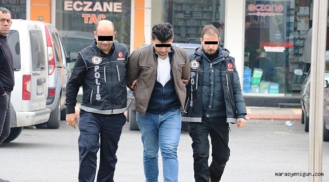 FETÖ'den İhraç Edildi Uyuşturucu Satarken Yakalandı