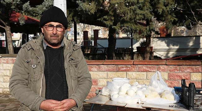 İş Kazası Mağduru Şahıs, Çocuklarının Eğitimi İçin Yumurta, Tereyağı Satıyor
