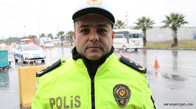 Kahramanmaraş'ta Ölümlü Ve Yaralamalı Kazalar Azaldı