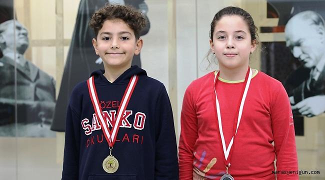 SANKO Okullarının Satranç Başarısı