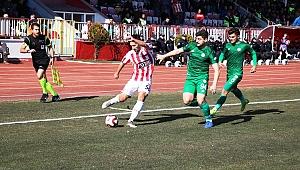 TFF 2. Lig: Kahramanmaraşspor: 2 - Sivas Belediyespor: 0