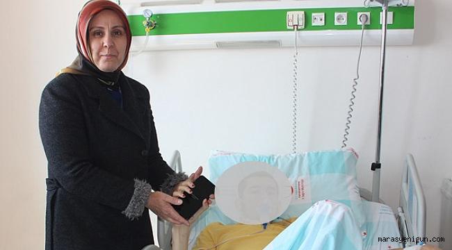 Afşin'de Kanser Hastası Genç Hayaline Kavuştu!