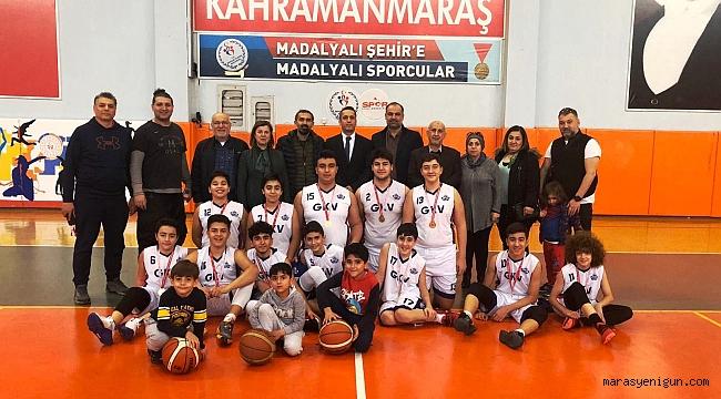 Basketbol Takımı Türkiye Yarı Finallerinde