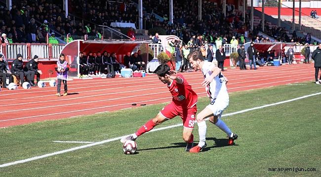 Kahramanmaraşspor: 1 - Van Spor Futbol Kulübü: 0