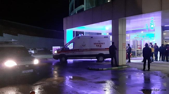 Kahramanmaraş'ta Silahlı Saldırı: 2 Ölü