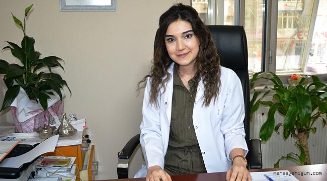 """Melike Bektaşoğlu """"Sağlıklı ve Dengeli Beslenin"""""""