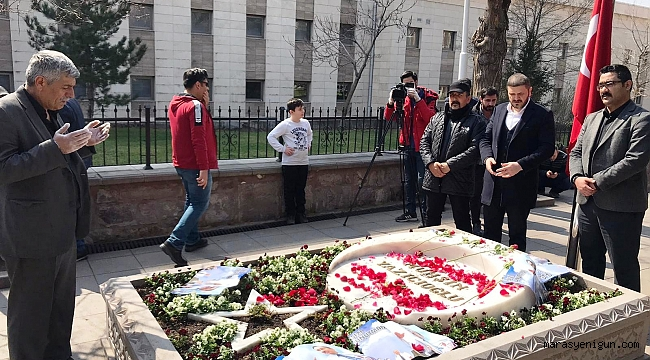 Muhsin Yazıcıoğlu Vefatının 11. Yılında Kabri Başında Anıldı