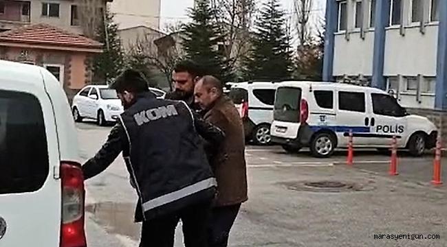 Pos Tefeciliği Yapmaktan Tutuklandı