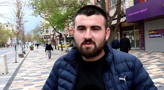 Gezmek İçin Sokağa Çıkan Genç, 392 Lira Cezayı Yedi