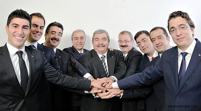 """Sanko Holding:""""Biz De Sizinleyiz Türkiyem"""""""