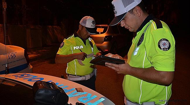 Sokağa Çıkma Kısıtlamasına Uymayan 208 Kişiye Cezai İşlem