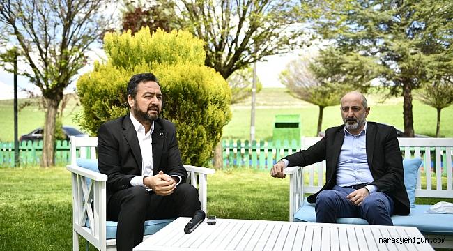 CHP Milletvekili Öztunç'tan Başkan Gürbüz'e övgü
