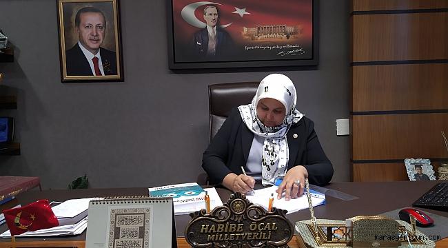Milletvekili Habibe Öçal'dan Ramazan Bayramı Mesajı