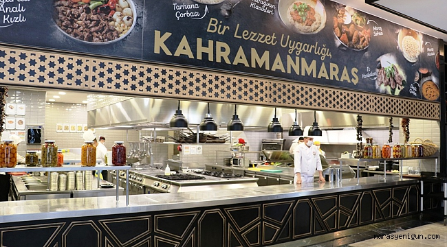 Kahramanmaraş'ta Restoranlarda 1 Haziran Telaşı