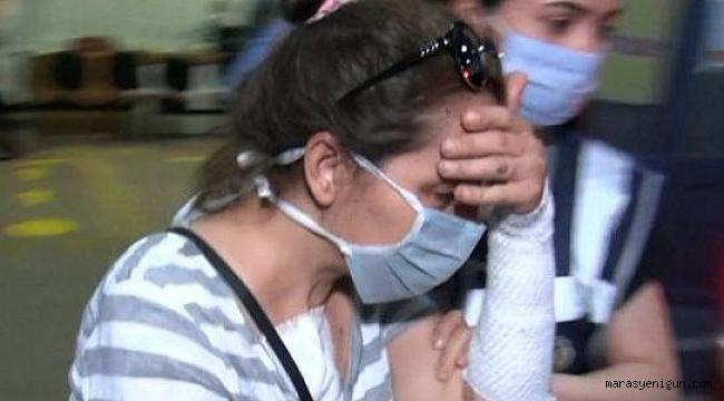 Kezzaplı Kadın Saldırganın Testi Pozitif Çıktı