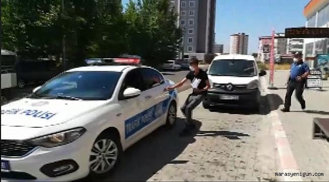 Polis Ekipleri İki Günde 35 Öğrenciyi Sınava Yetiştirdi