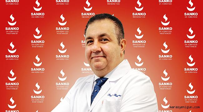 Prof. Dr. Hakkı Kazaz Sanko Üniversitesi Hastanesi'nde