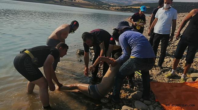 Baraj Gölünde Serinlemek İsterken Canından Oldu