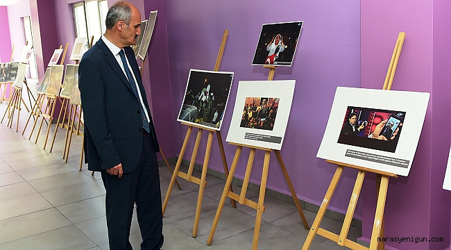 Dulkadiroğlu'ndan 15 Temmuz Sergisi