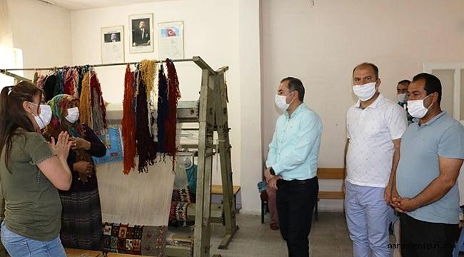 Ekinözülü Kadınların El Emeği Göz Nuru, Malatya'daki Evleri Süslüyor