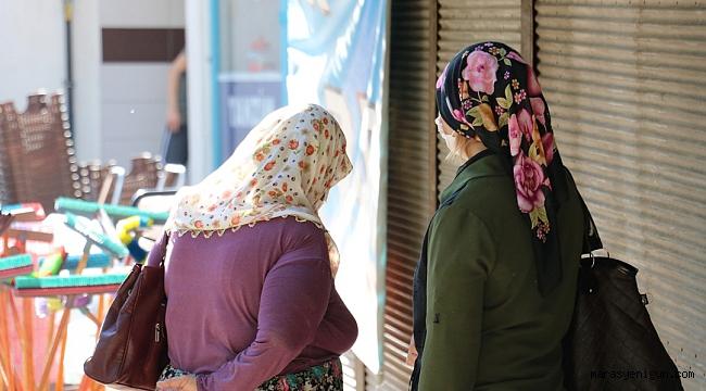 Hırsızlık Yaparken Yakalanan Anne İle Kızına 900 Lira Maske Cezası