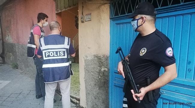Kahramanmaraş'ta 61 Şüpheliden 40'ı tutuklandı