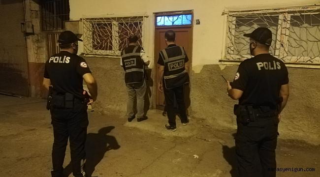 Kahramanmaraş'ta Yakalanan 78 Kişiden 48'i Tutuklandı