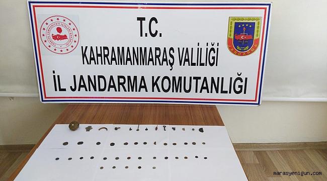 Karamanmaraş'ta Tarihi Eser Kaçakçılığı