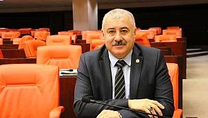 Milletvekili Atay TBMMİçişleri Komisyonu Başkan Vekilliği Görevine Yeniden Seçildi