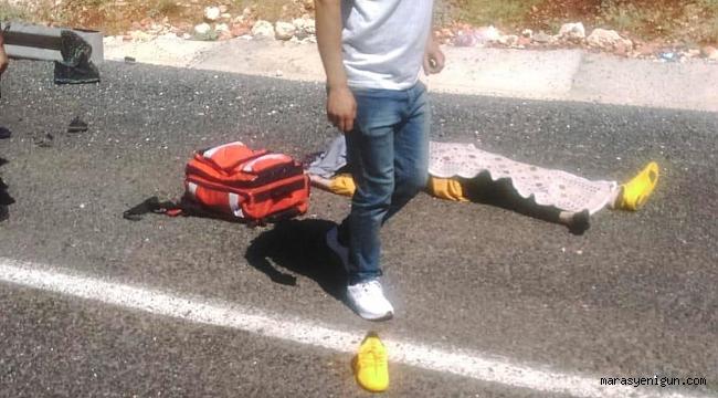 Bayram Gezisi Kazayla Bitti: 1 Ölü, 3 Yaralı