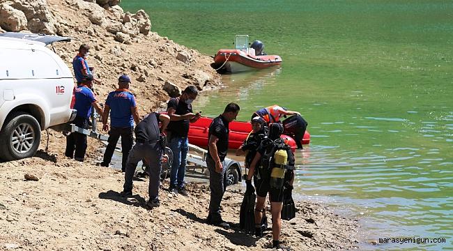 Gülistan İçin Baraj Gölü Minimum Seviyeye Düşürüldü