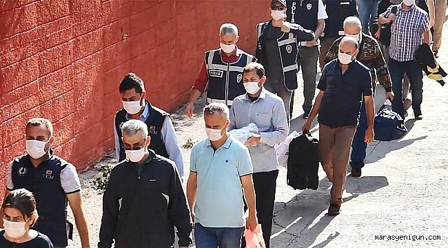 FETÖ'nün Mahrem Asker Yapılanmasına Operasyon: 7 Gözaltı
