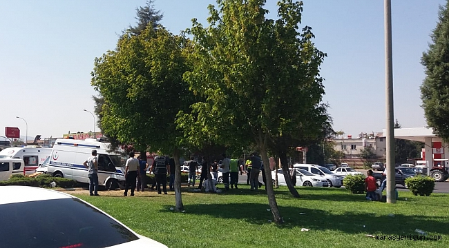 Hasta Nakil Ambulansı İle Otomobil Çarpıştı: 4 Yaralı