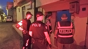 Kahramanmaraş'ta Aranan 63 Kişi Yakalandı