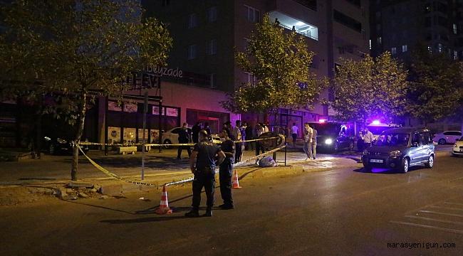 Kahramanmaraş'ta Silahlı Saldırı: 3 Yaralı